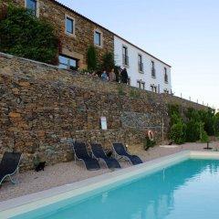 Отель Quinta da Veiga Саброза бассейн