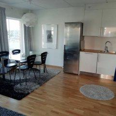 Отель Gauk Apartments Sentrum 3 Норвегия, Санднес - отзывы, цены и фото номеров - забронировать отель Gauk Apartments Sentrum 3 онлайн комната для гостей фото 3