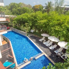 Отель Aonang All Seasons Beach Resort балкон