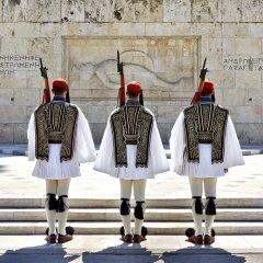 Отель Grande Bretagne, a Luxury Collection Hotel, Athens Греция, Афины - отзывы, цены и фото номеров - забронировать отель Grande Bretagne, a Luxury Collection Hotel, Athens онлайн спортивное сооружение