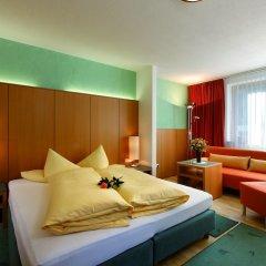 Отель Das Zentrum Австрия, Хохгургль - отзывы, цены и фото номеров - забронировать отель Das Zentrum онлайн комната для гостей
