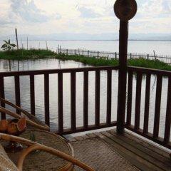 Отель Paradise Inle Resort балкон