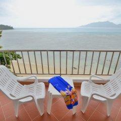 Отель Tri Trang Beach Resort by Diva Management балкон фото 3
