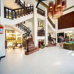 Vinh Hung 2 City Hotel интерьер отеля фото 3