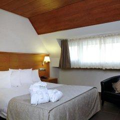 Отель Balneario Rocallaura Вальбона-де-лес-Монжес комната для гостей фото 3