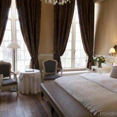 Отель De Tuilerieën - Small Luxury Hotels of the World Бельгия, Брюгге - отзывы, цены и фото номеров - забронировать отель De Tuilerieën - Small Luxury Hotels of the World онлайн комната для гостей фото 3