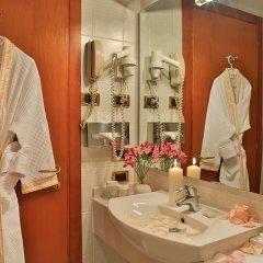Гостиница Золотое кольцо ванная