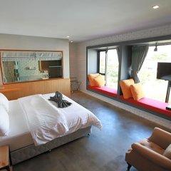 Отель Siamese Studio Таиланд, Бангкок - отзывы, цены и фото номеров - забронировать отель Siamese Studio онлайн комната для гостей фото 3