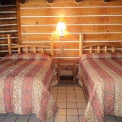 Отель Cabañas Montebello Inn Креэль сауна