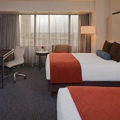 Отель Hyatt Regency Columbus США, Колумбус - отзывы, цены и фото номеров - забронировать отель Hyatt Regency Columbus онлайн комната для гостей фото 5
