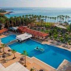 Отель Cavo Maris Beach бассейн фото 3