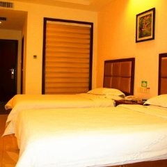 FengSheng Central City Hotel комната для гостей