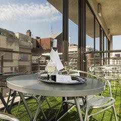 Отель Carat Boutique Hotel Венгрия, Будапешт - 6 отзывов об отеле, цены и фото номеров - забронировать отель Carat Boutique Hotel онлайн балкон