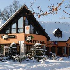 Отель Bohemia Чехия, Франтишкови-Лазне - отзывы, цены и фото номеров - забронировать отель Bohemia онлайн спортивное сооружение