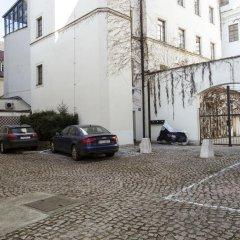Апартаменты Happy Prague Apartments парковка