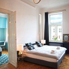 Отель 4th Floor Bed and Breakfast Польша, Варшава - отзывы, цены и фото номеров - забронировать отель 4th Floor Bed and Breakfast онлайн комната для гостей фото 2