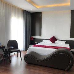 Ha Long Trendy Hotel комната для гостей