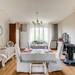 Отель Bleu Agapanthe Chambres d'hotes Франция, Сомюр - отзывы, цены и фото номеров - забронировать отель Bleu Agapanthe Chambres d'hotes онлайн фото 7