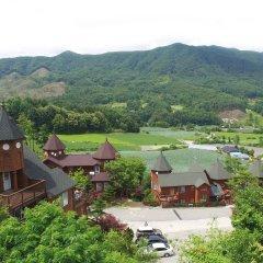 Отель KOREA QUALITY Elf Spa Resort Hotel Южная Корея, Пхёнчан - отзывы, цены и фото номеров - забронировать отель KOREA QUALITY Elf Spa Resort Hotel онлайн фото 7