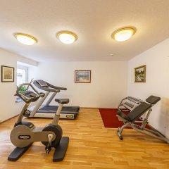 Отель Bellevue Hotel Австрия, Вена - - забронировать отель Bellevue Hotel, цены и фото номеров фитнесс-зал фото 3