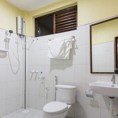 Отель Liberty Guest House Maldives ванная