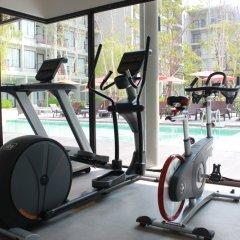 Отель Proud Phuket фитнесс-зал фото 4