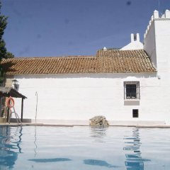 Отель Cortijo Barranco бассейн