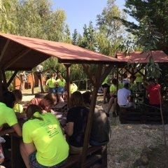 Отель Camping Valle Dei Templi Агридженто развлечения