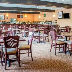 Отель Comfort Inn North Conference Center гостиничный бар