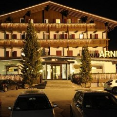 Hotel Arnika Долина Валь-ди-Фасса парковка