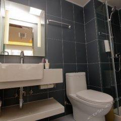 Отель Hanting Express (Xi'an Fengdong New City Houweizhai) Китай, Сиань - отзывы, цены и фото номеров - забронировать отель Hanting Express (Xi'an Fengdong New City Houweizhai) онлайн ванная