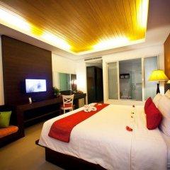 Отель Railay Princess Resort & Spa комната для гостей фото 3