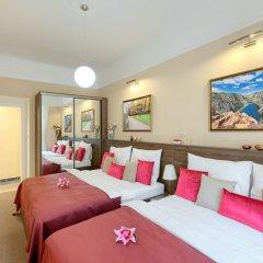 Отель Residence Milada Чехия, Прага - отзывы, цены и фото номеров - забронировать отель Residence Milada онлайн комната для гостей фото 18