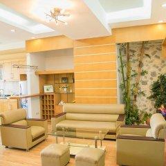 Отель Aloha Hanoi Homestay интерьер отеля