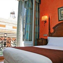 Отель Hostal Victoria II Испания, Мадрид - отзывы, цены и фото номеров - забронировать отель Hostal Victoria II онлайн балкон