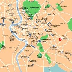 Отель Donatello Италия, Рим - 1 отзыв об отеле, цены и фото номеров - забронировать отель Donatello онлайн городской автобус
