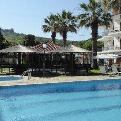 Отель Irida бассейн фото 2