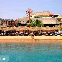 Elysees Dream Beach Hotel пляж