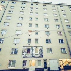 Апартаменты Grand Apartment Vienna Вена вид на фасад