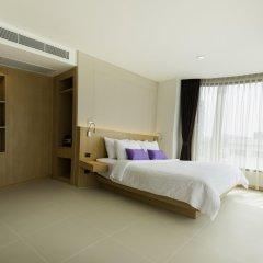 Отель The Lunar Patong 3* Люкс с различными типами кроватей