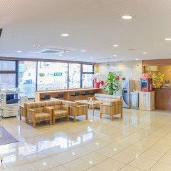 Отель Wing Port Nagasaki Япония, Нагасаки - отзывы, цены и фото номеров - забронировать отель Wing Port Nagasaki онлайн интерьер отеля фото 2