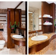 Отель Holland House Residence Old Town ванная фото 2