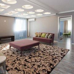 Бутик-Отель Тишина Челябинск комната для гостей фото 5