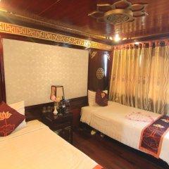 Отель Halong Legacy Legend Cruise спа