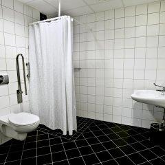 Thon Hotel Baronen ванная