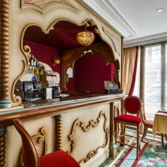 Отель Villa Eugenie гостиничный бар