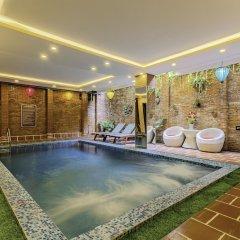 Отель Golden River Hotel Вьетнам, Хойан - 1 отзыв об отеле, цены и фото номеров - забронировать отель Golden River Hotel онлайн бассейн фото 2