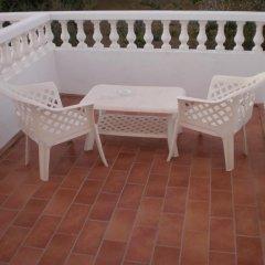 Отель Hostal Cabo Roche балкон