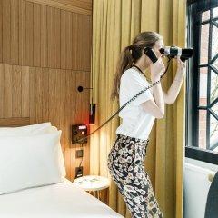 Отель Conscious Hotel Westerpark Нидерланды, Амстердам - отзывы, цены и фото номеров - забронировать отель Conscious Hotel Westerpark онлайн сауна