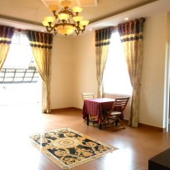 Отель Villa Y Thu Dalat Далат в номере фото 2